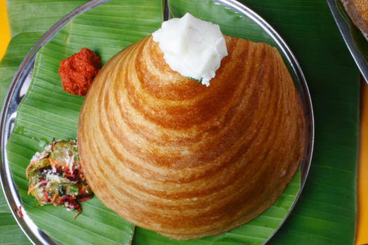 Best restaurants in Delhi for south Indian fare