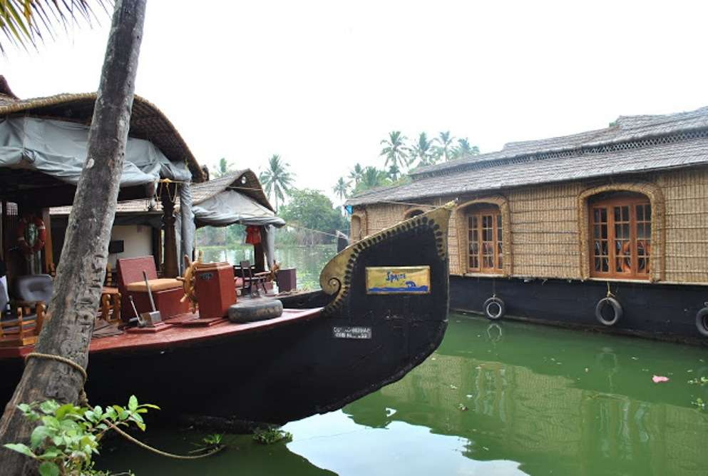 In God's own backwaters