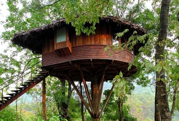 Rainforest boutique resort, Athirapally