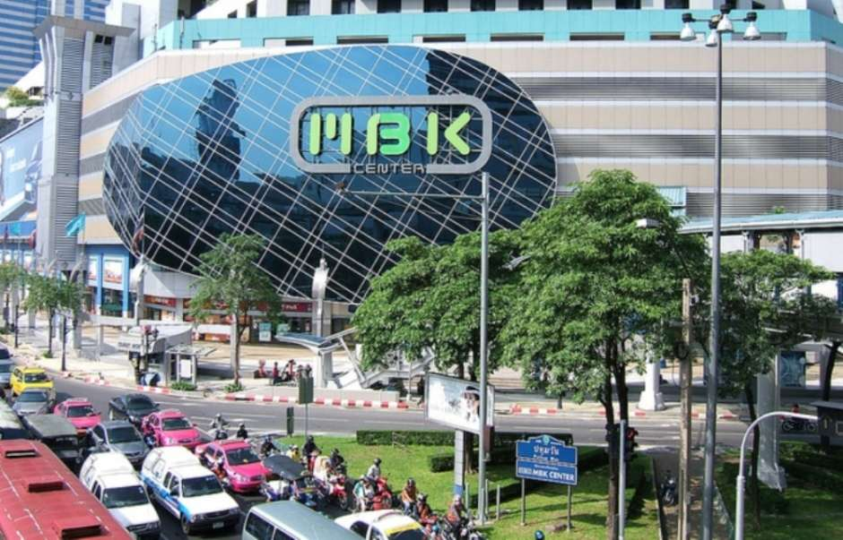 Malls in Bangkok