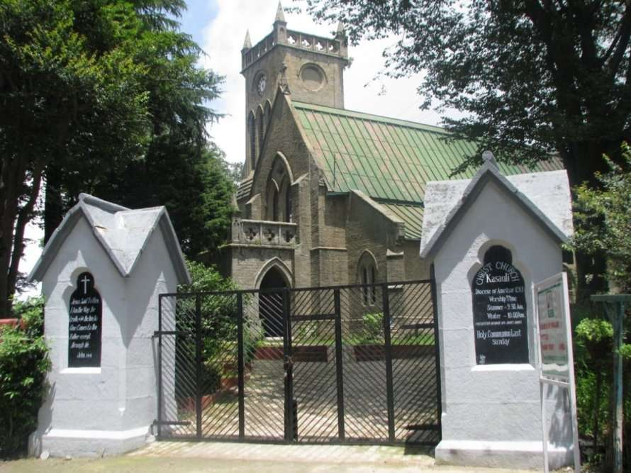All's quiet on the Kasauli front
