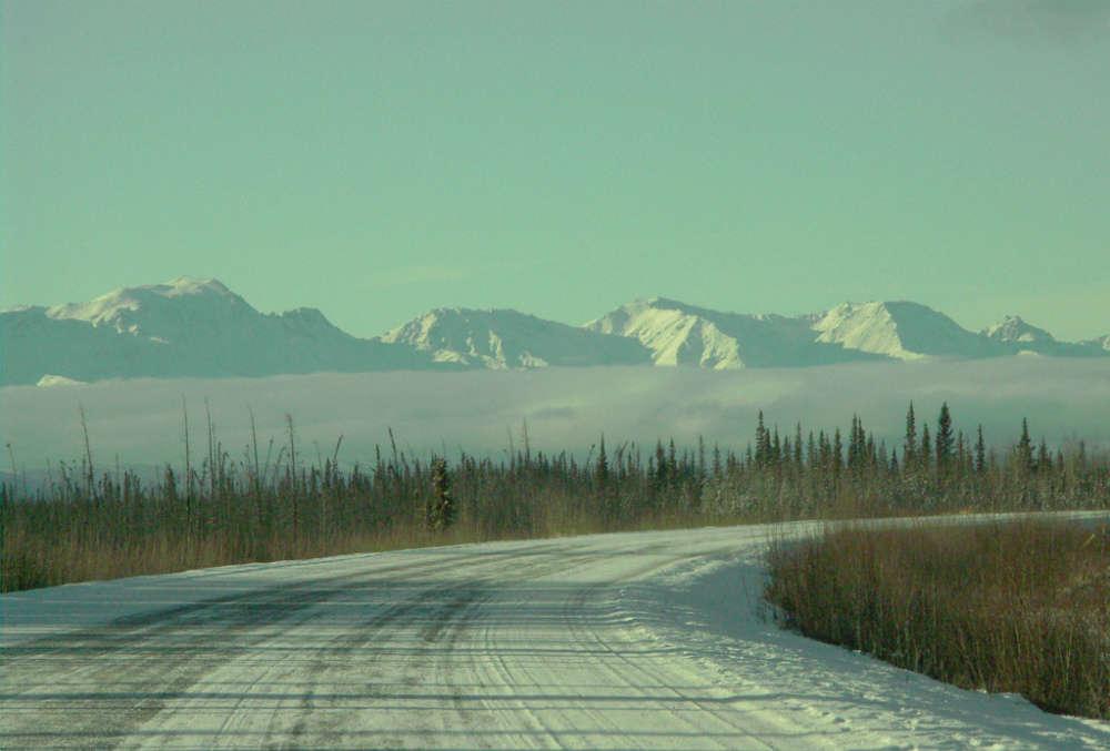 The Alaskan Highway