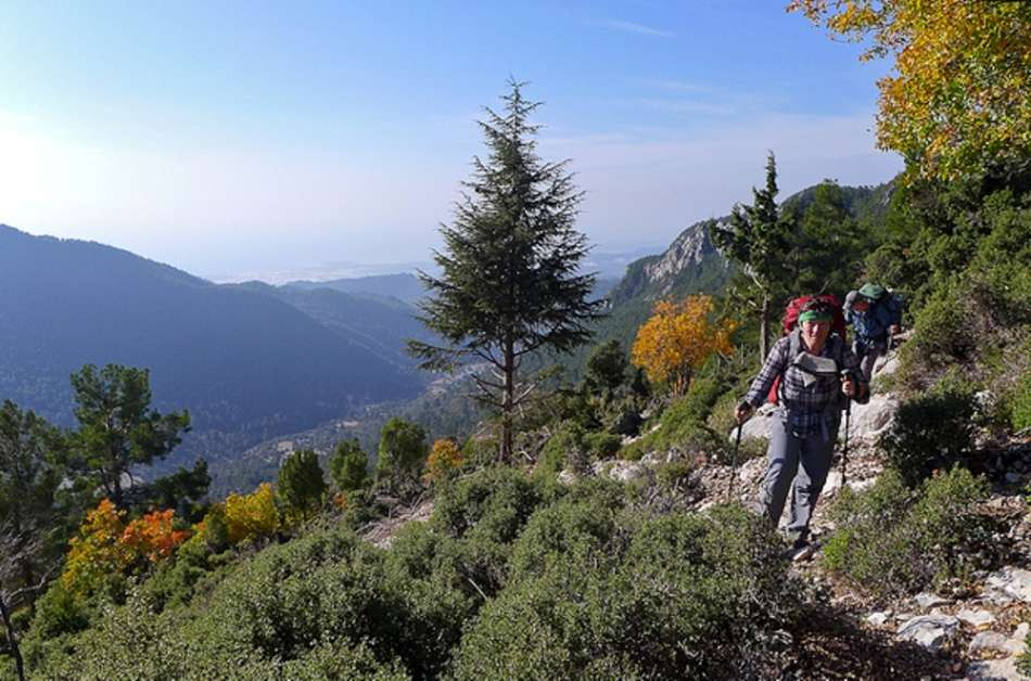 The best walking holidays