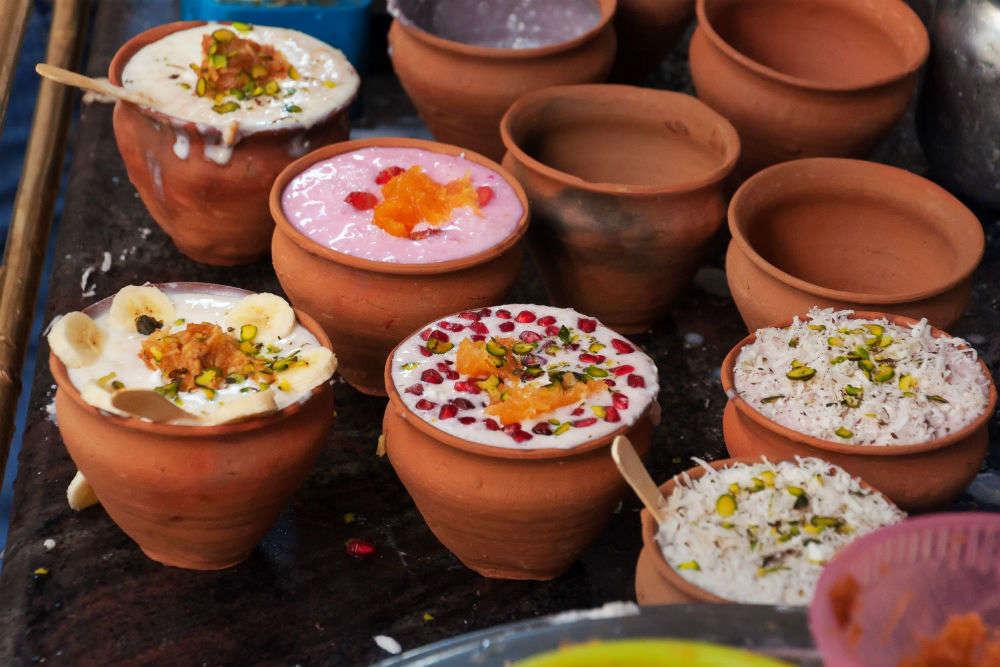 The Varanasi food trail