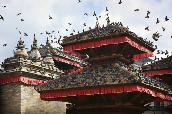 The top attractions in Kathmandu
