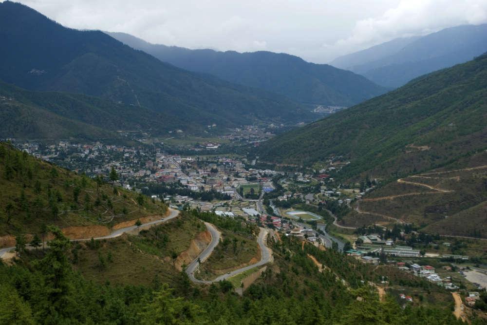 Bhutan: the land of tranquillity