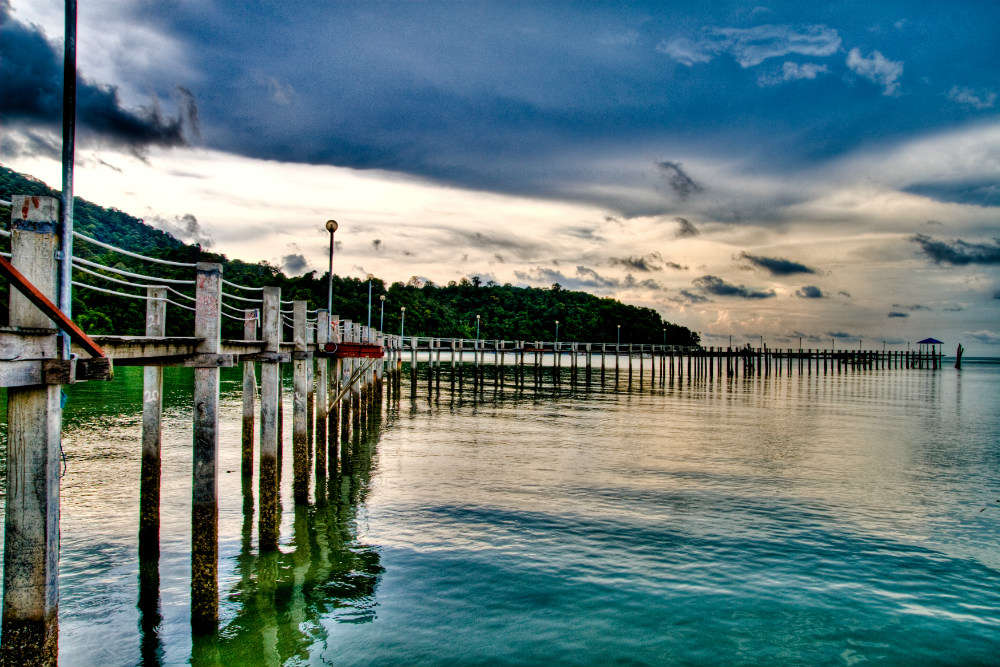 Penang National Park (Muka Head)