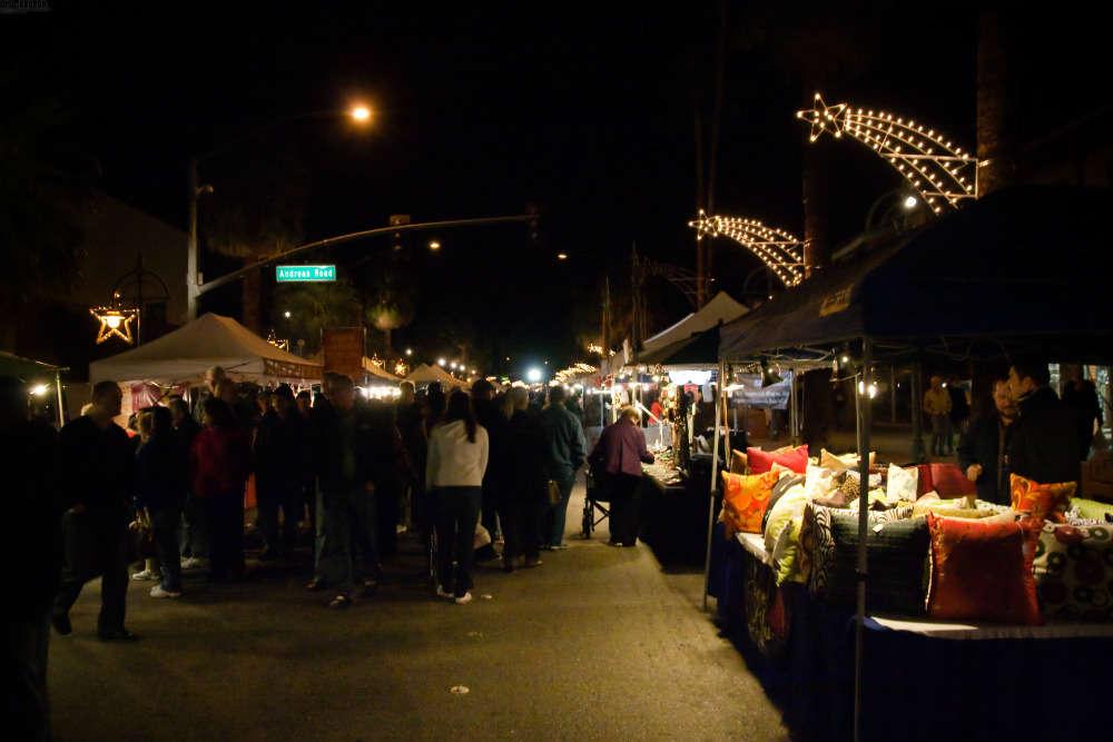 Palm Springs Village Fest