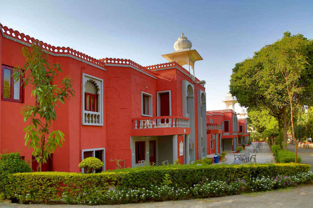 Udaipur resorts that'll spoil you silly