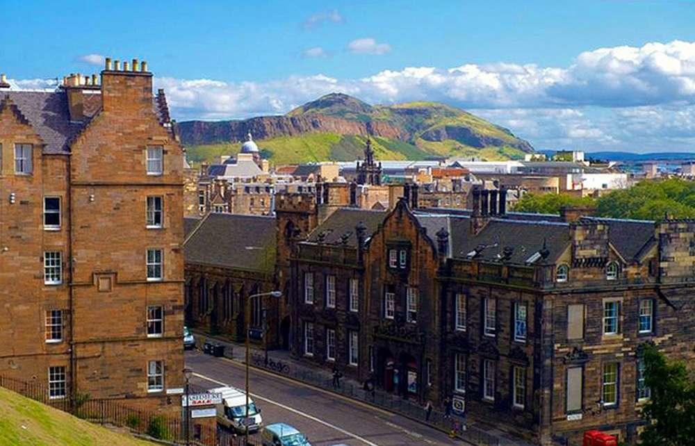 Edinburgh: the fundamentals, the fresh & the freaky