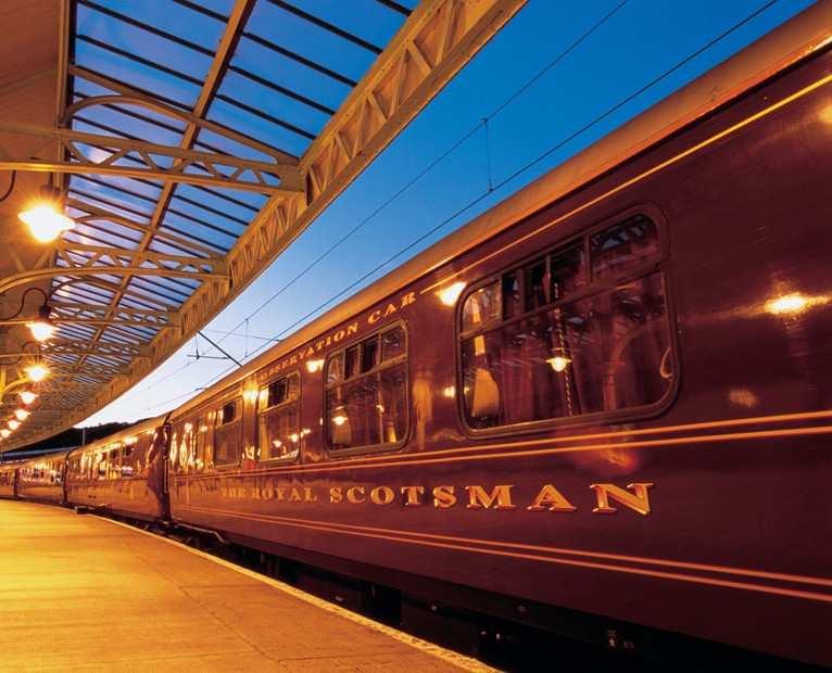 The Royal Scotsman