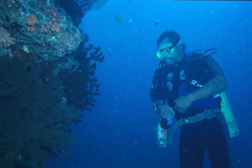 North Save—a—Tack Passage Dive