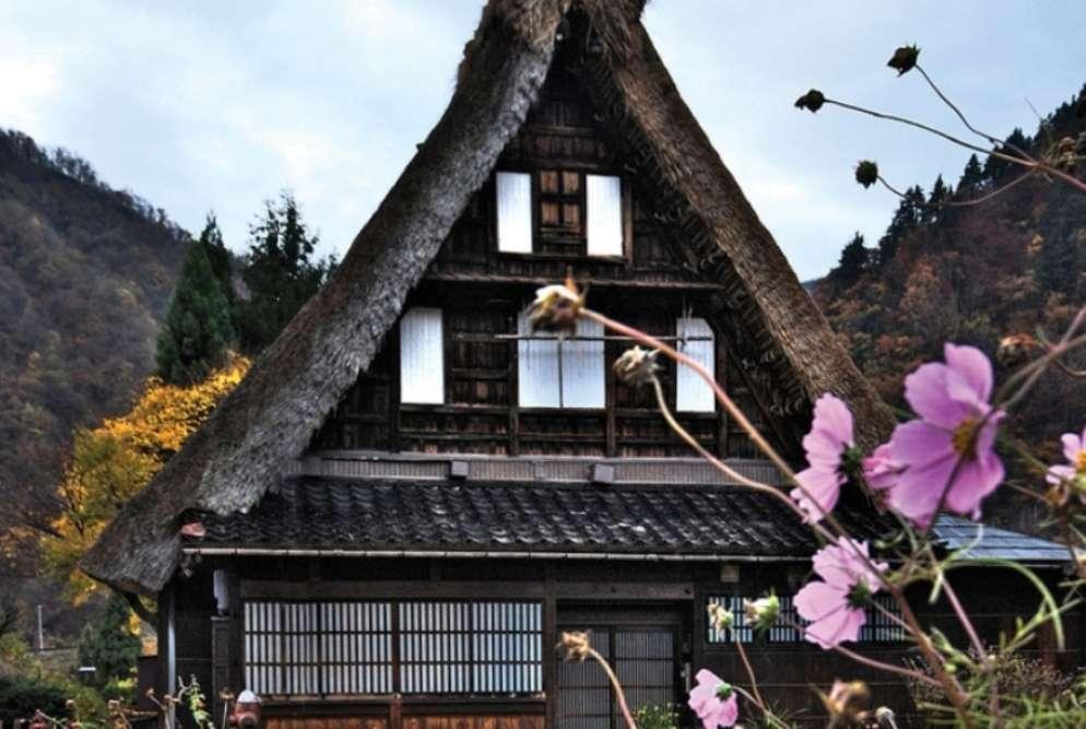 The historic villages of Shirakawa and Gokayama