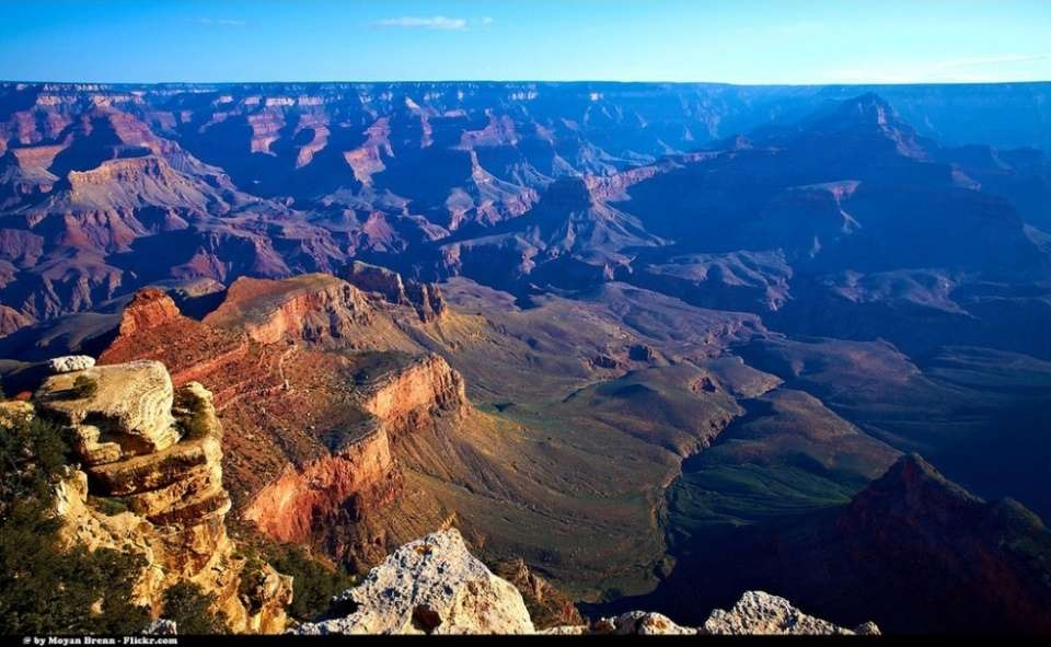 The Grand Canyon