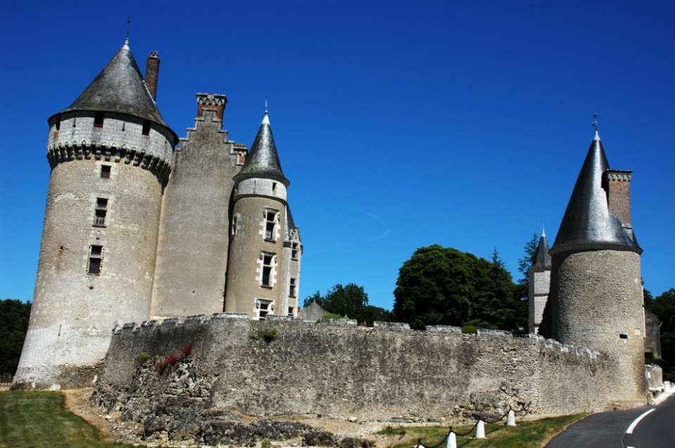 Cycling through the Loire Valley