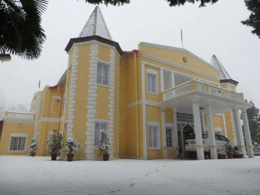 Kasmanda Palace Hotel