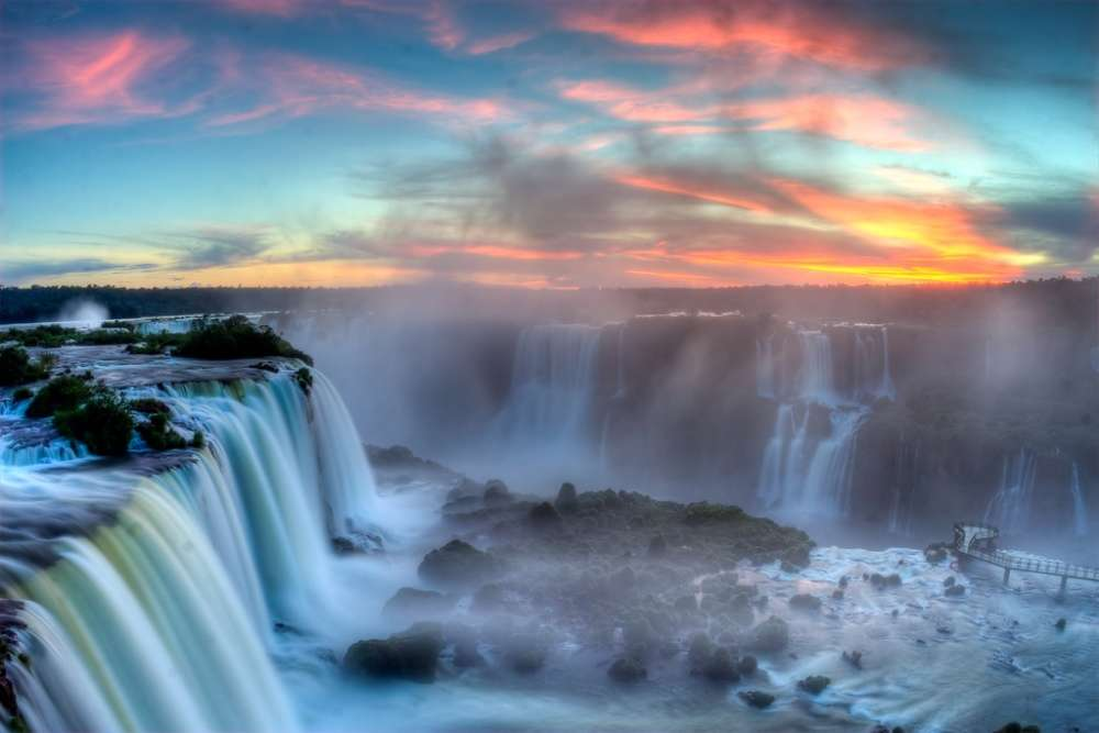 See the best waterfalls in the world