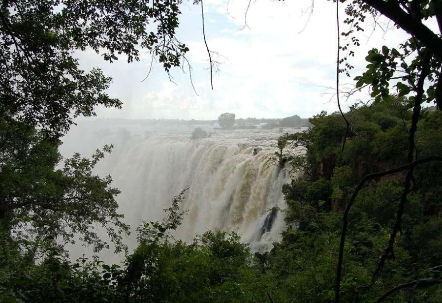 Livingstone Falls