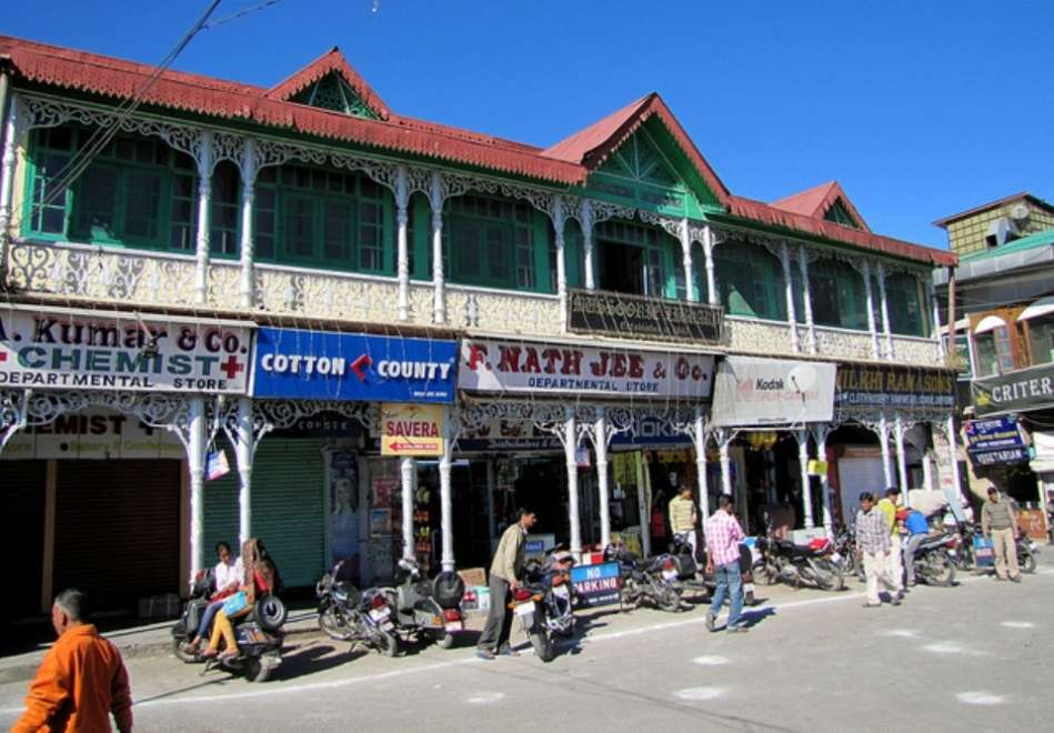 Mussoorie's best shopping spots