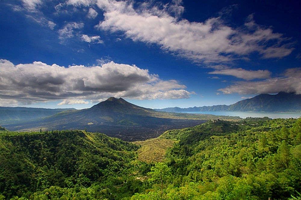 Gunung Batur, Bali's Volcano