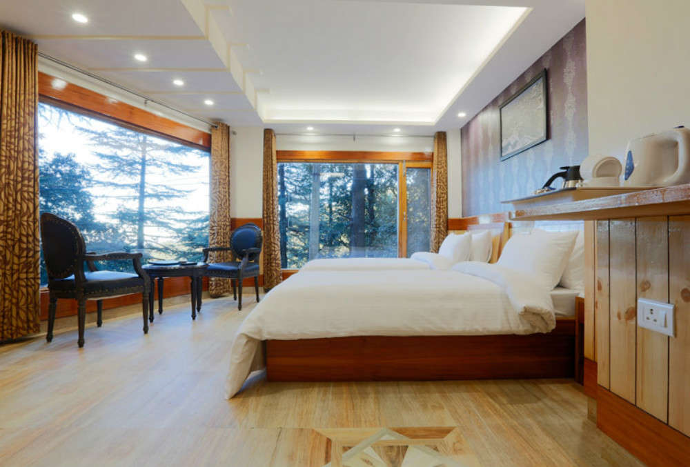 Best mid-range hotels in Shimla