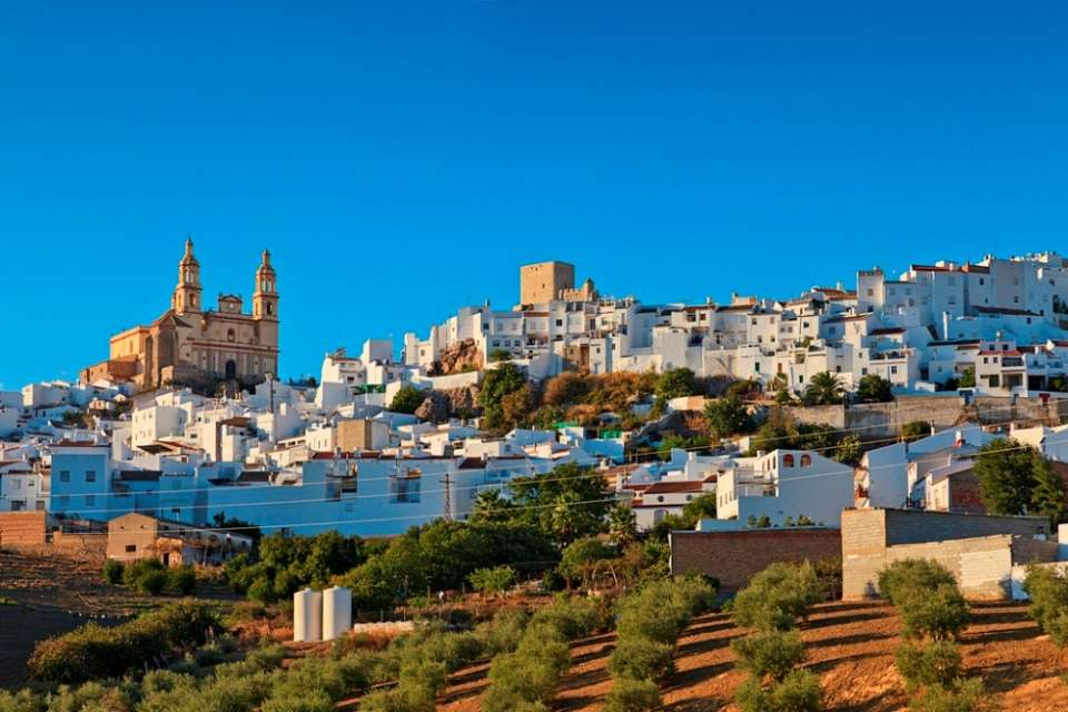 The White Towns of Andalusia