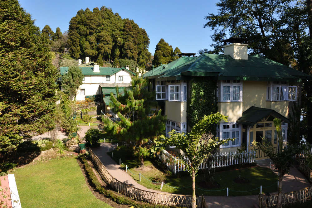 Hotels in Darjeeling for the luxury traveller