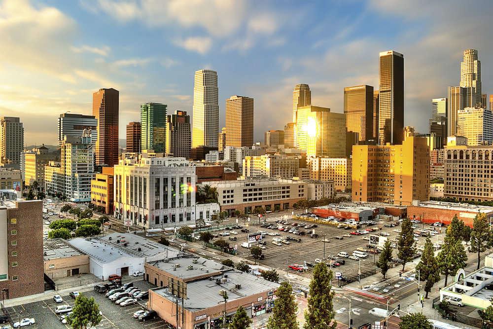 A Hollywood tour through Los Angeles