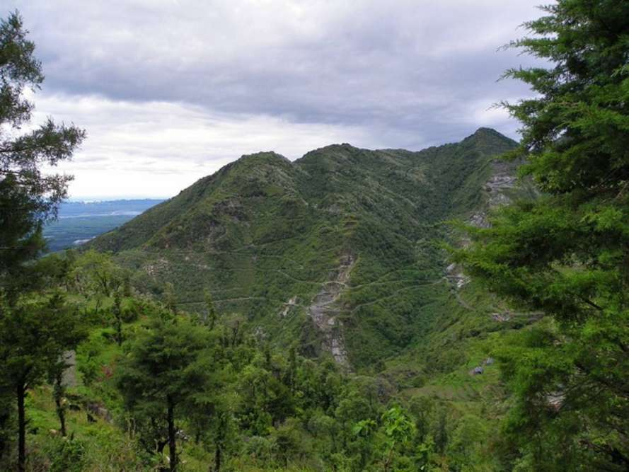 Picturesque excursions from Mussoorie