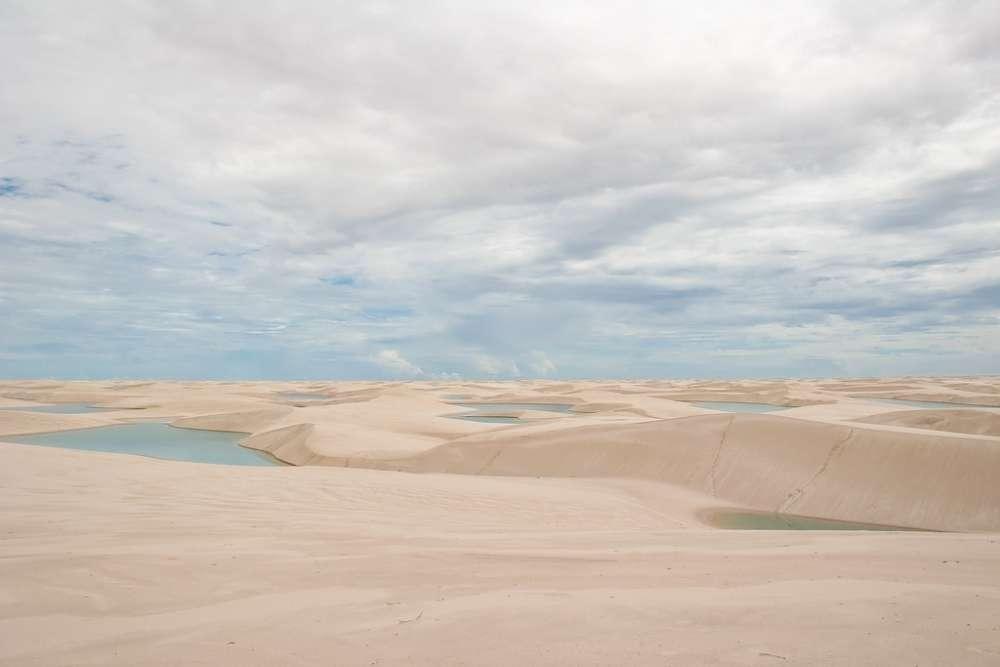 Lençóis Maranhenses National Park—the flooded desert
