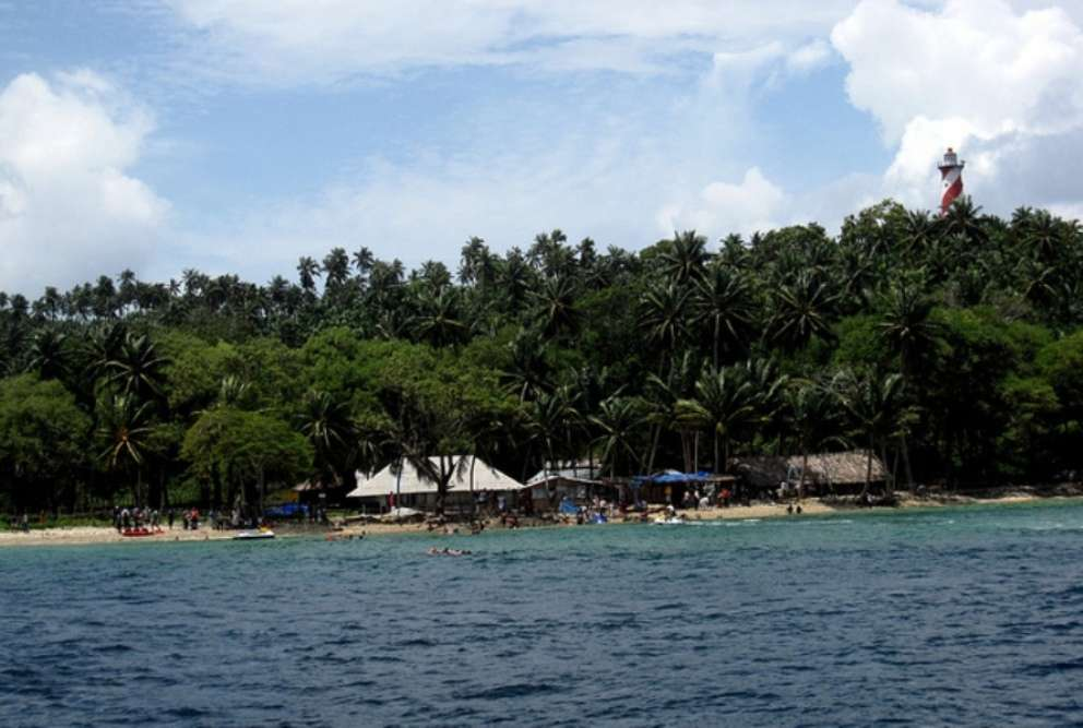 Sightseeing in the Andamans