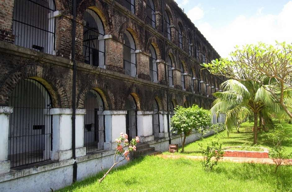 Cellular Jail National Memorial