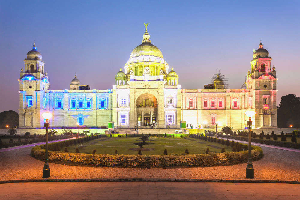 A heritage walk through Kolkata