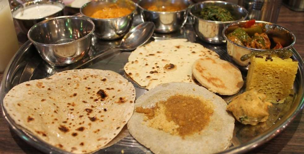 Vegetarian restaurants in Udaipur
