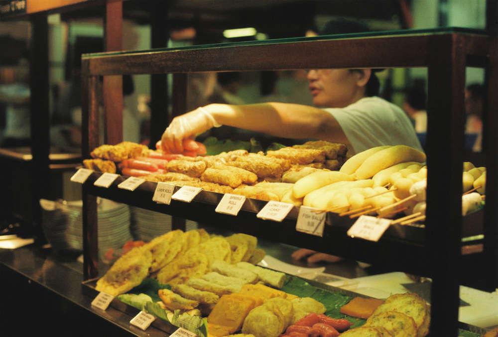 Singapore's best street eats