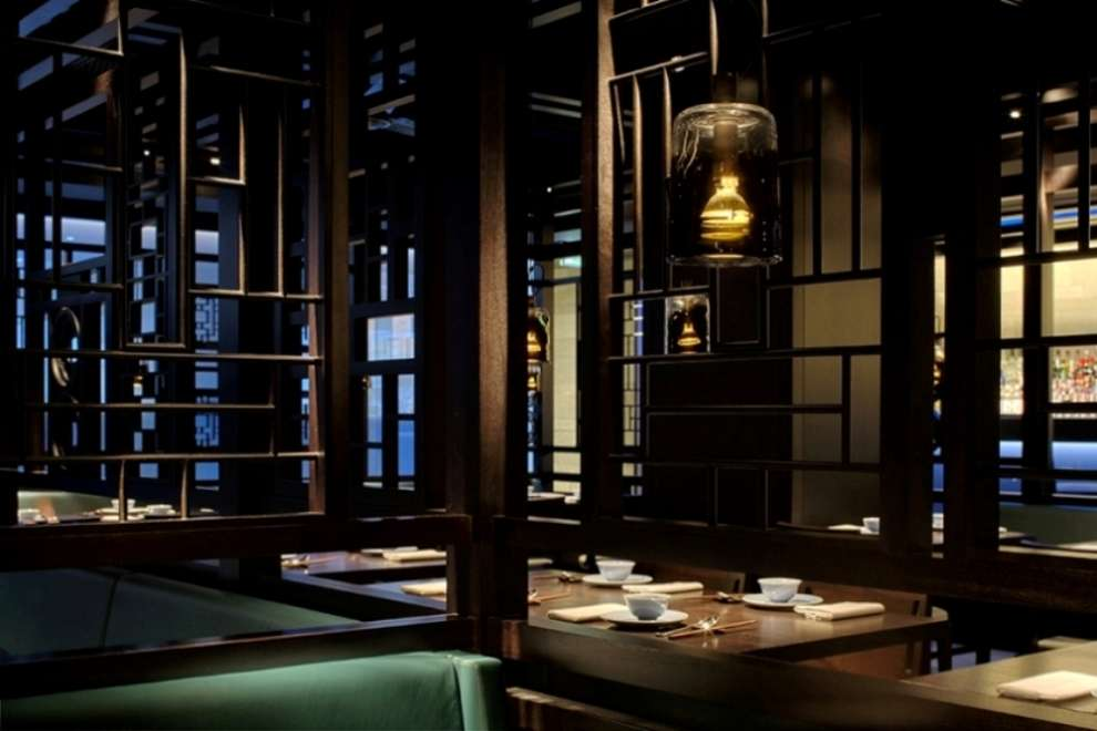 Hakkasan, Mayfair
