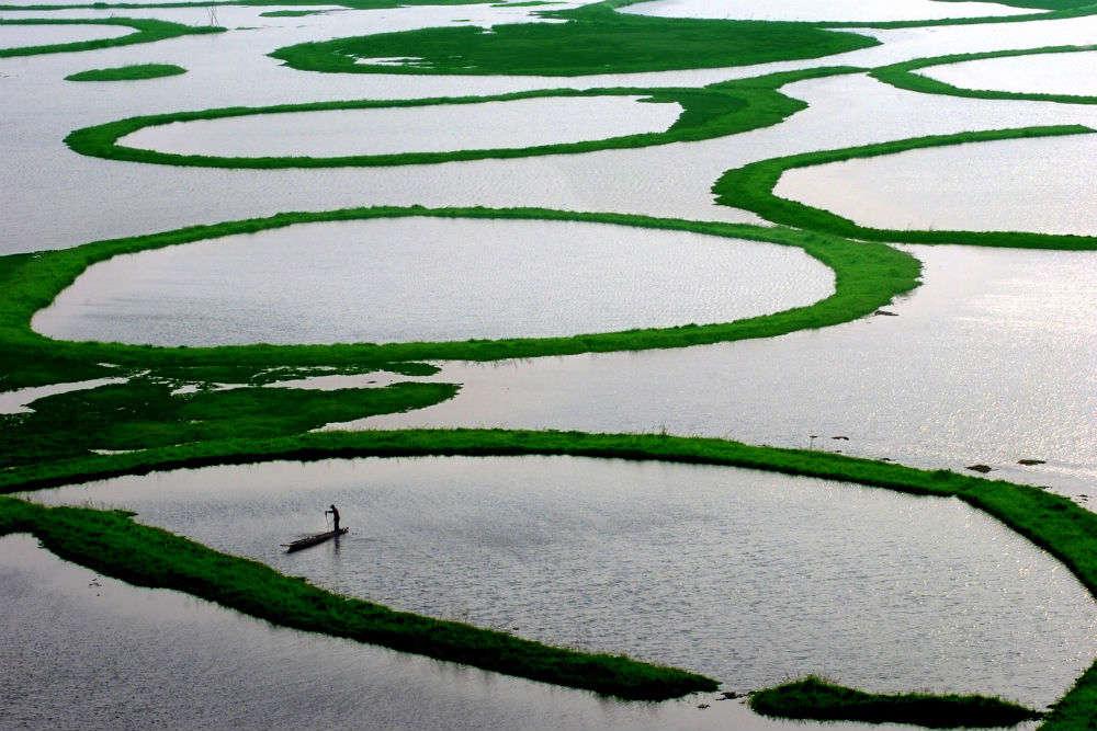 Loktak: the world's only floating lake
