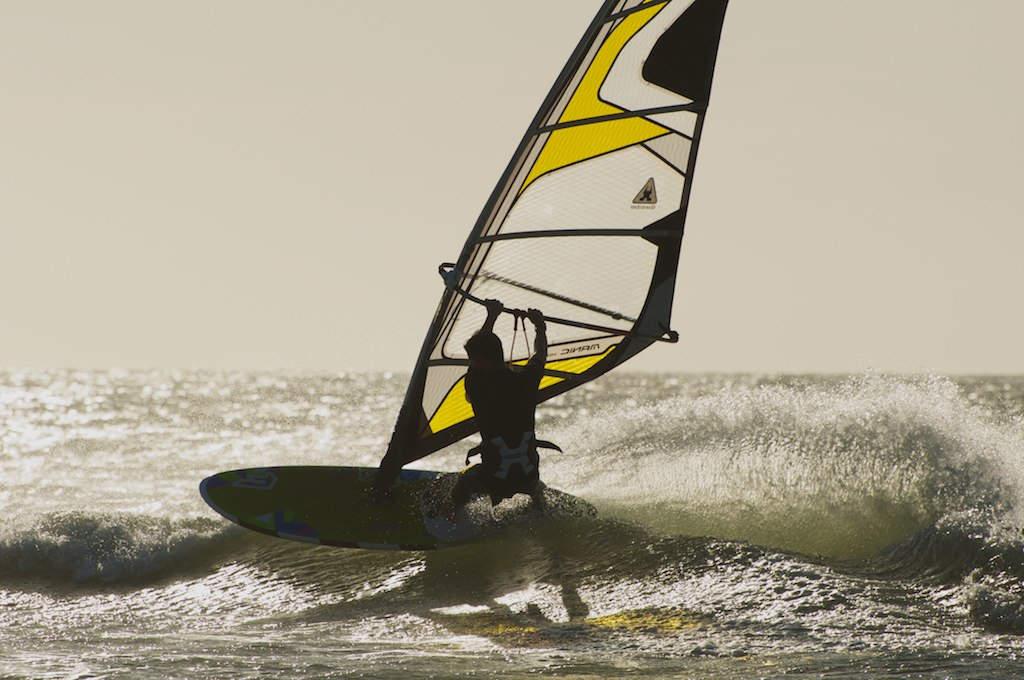 Windsurfing in Jericoacoara