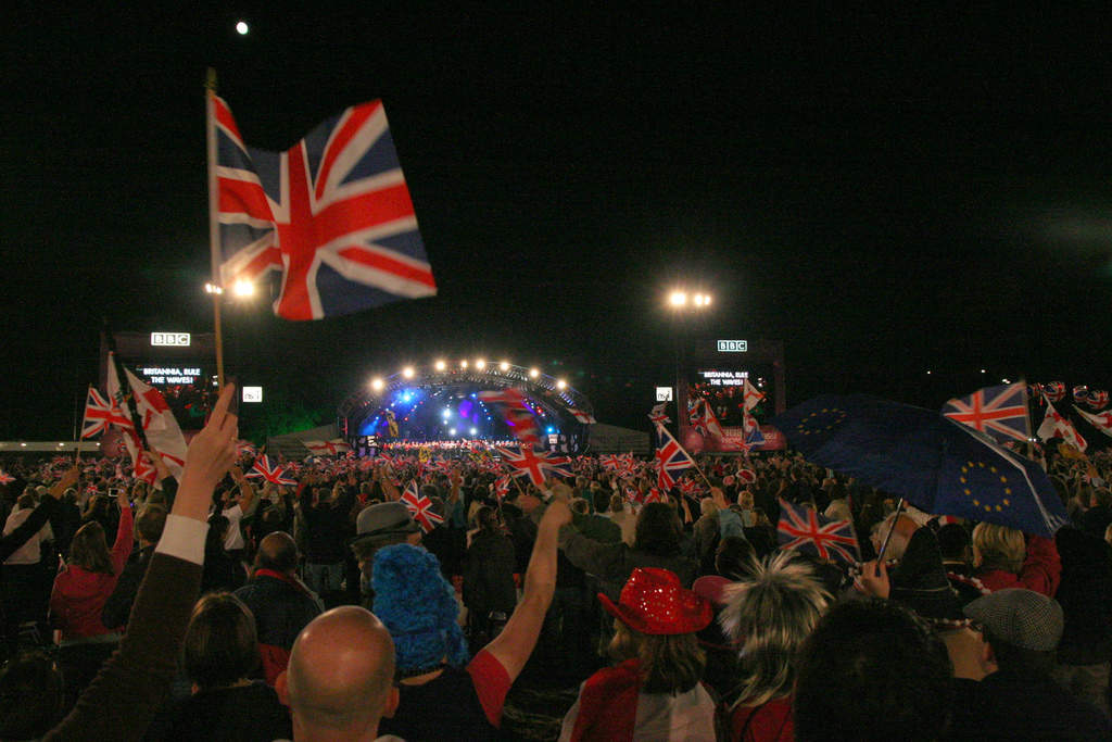 The Proms in the Park