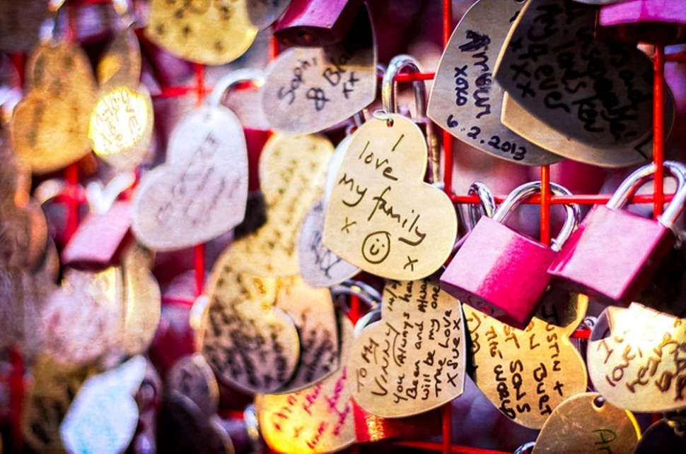 London for lovebirds