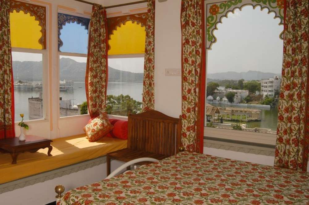 Top 5 budget hotels in Udaipur
