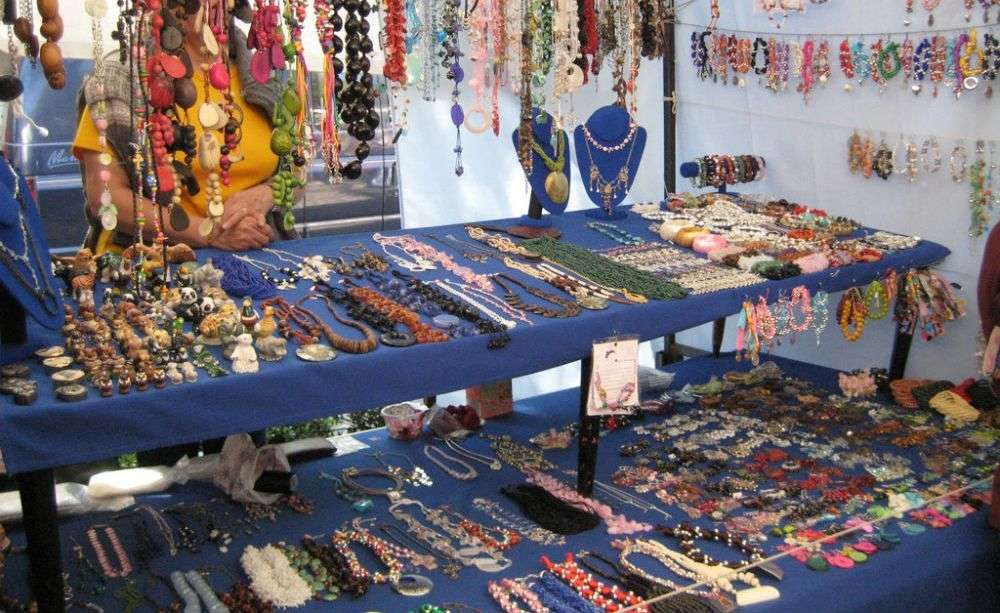 San Ángel Bazar Sábado (Saturday Market)