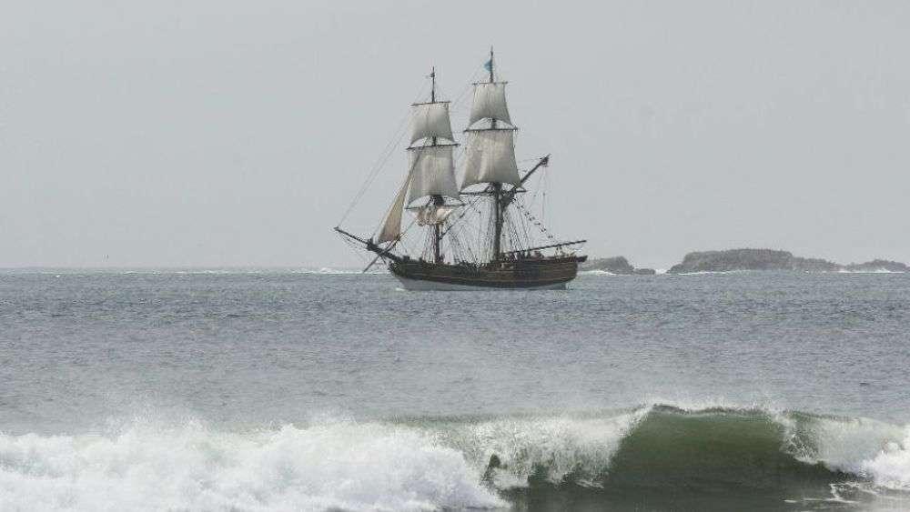 Sail around Cape Horn
