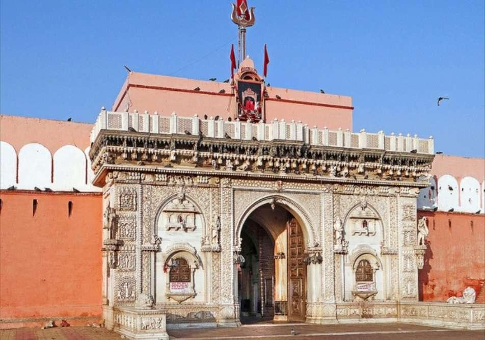 Karni Mata Temple at Deshnoke