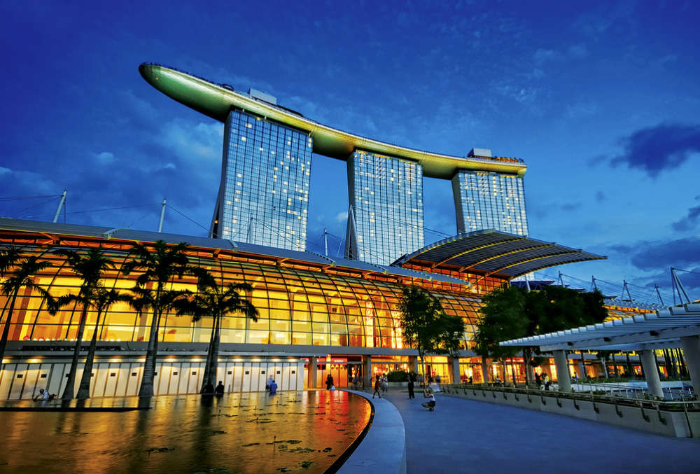 Shopping in Singapore for big spenders