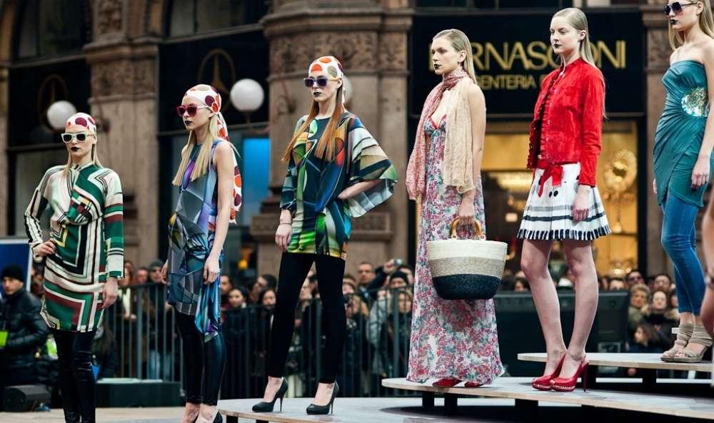 Learn fashion design at Instituto Marangoni, Milan