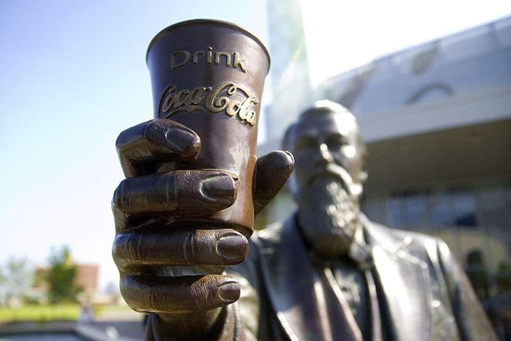 The World of Coca-Cola Museum in Atlanta