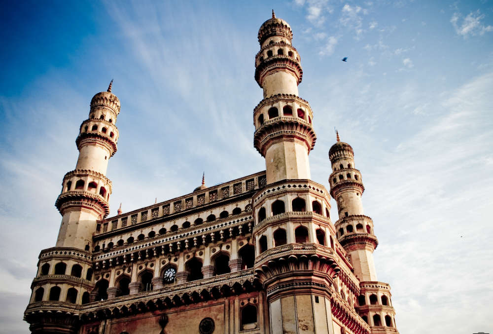 Hyderabad for free