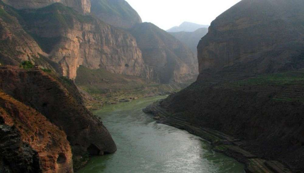 Yellow River (Huang He)