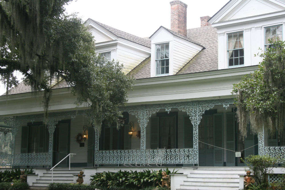 Hauntings of the Myrtles Plantation
